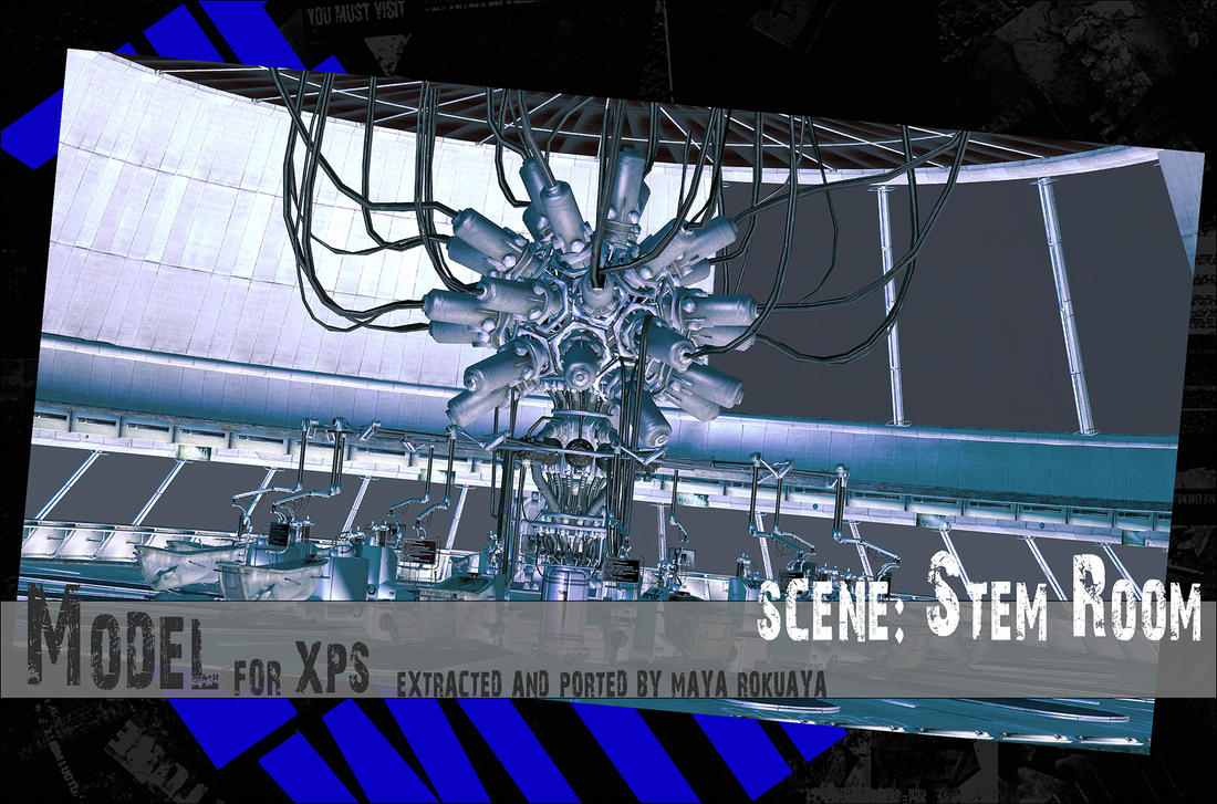 Stem Room(Scene) By MayaRokuaya On DeviantArt