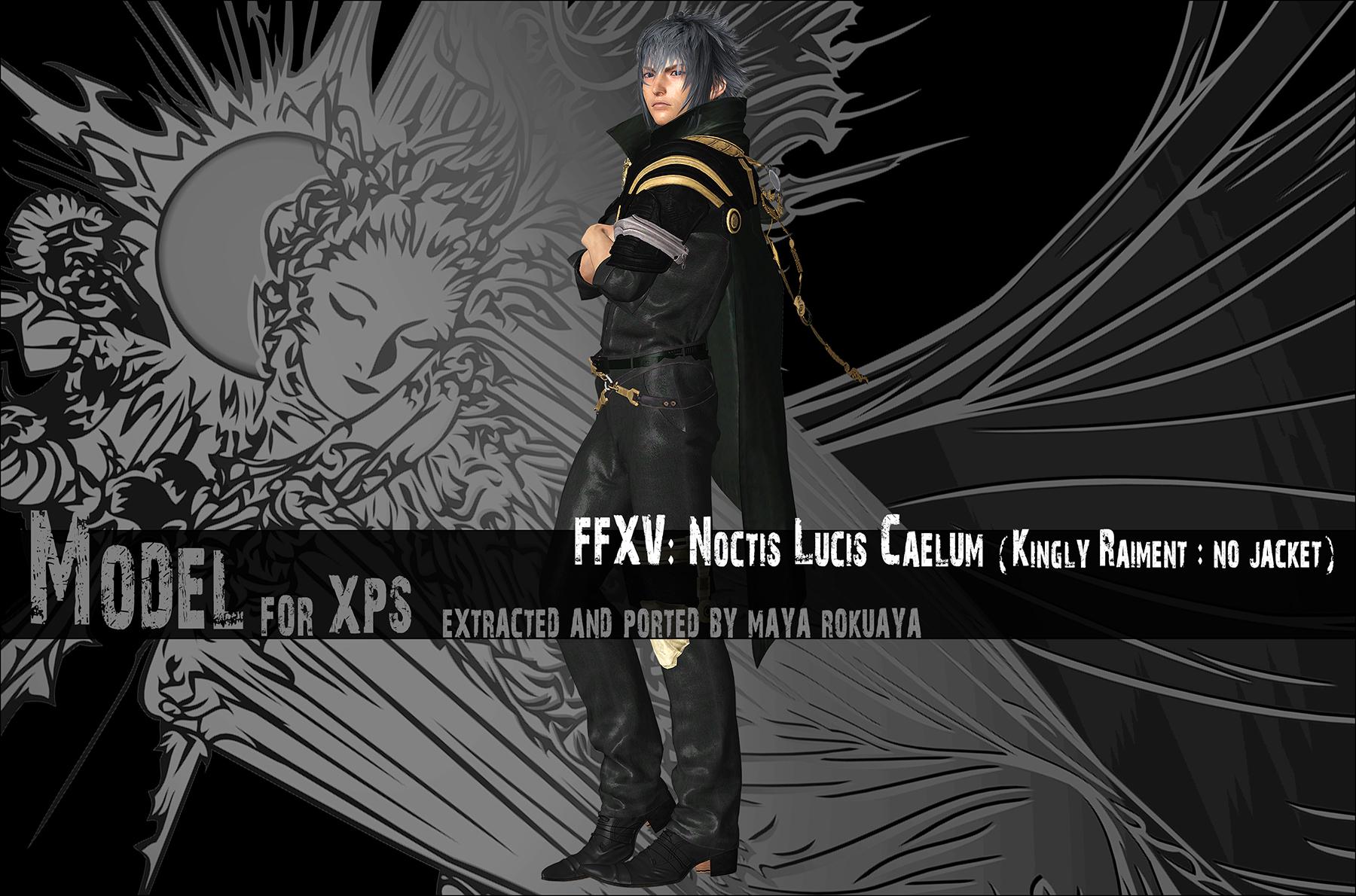 Noctis Lucis Caelum (Kingly Raiment) By