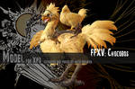 XPS: FFXV - Chocobos