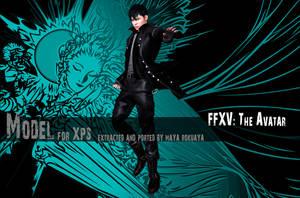 XPS: FFXV - The Avatar by MayaRokuaya