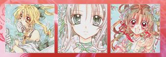 Arina Tanemura Icon Pack 2 by VampireDSource