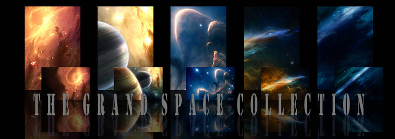 The GRAND Space Collection