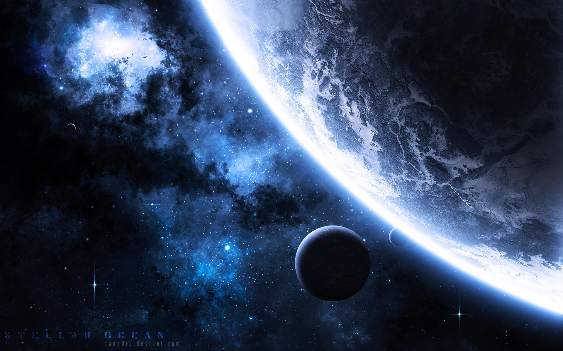Stellar Ocean by tadp0l3
