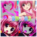 PSD Anime