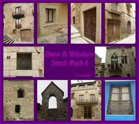 Spain M39 Window - Door Pack I by Gwathiell