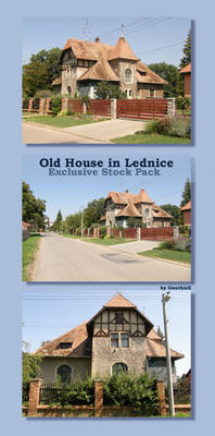 ExclStock_OldHouseInLednice
