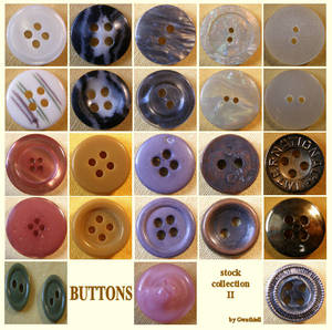 Buttons 9 Collection 2