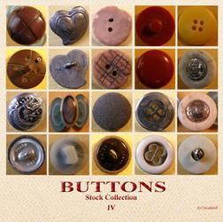Buttons 10 Collection 4