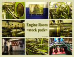 London 16 Engine room