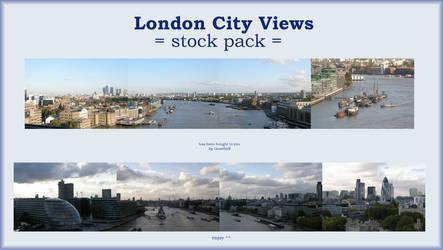 London 25 City views
