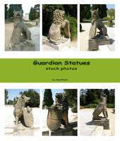 Lednice - Statue by Gwathiell