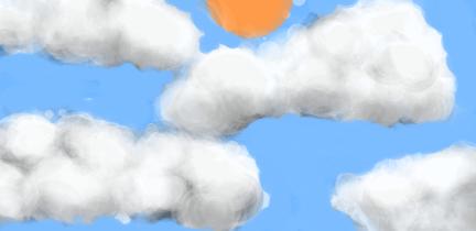 Clouds by ameneko98