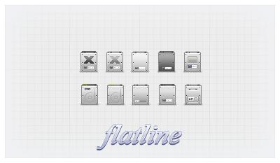 Flatline 32px by phs2