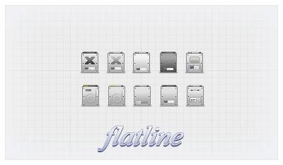 Flatline 32px