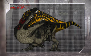 Planet Dinosaur - Spinosaurus by kingrexy