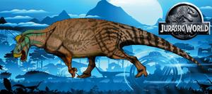 Dinovember day 9 - Edmontosaurus by kingrexy