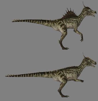 Primeval Dracorex photomanip