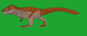 If Tyrannosaurus was a mahajungasuchid