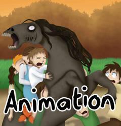 Kelpie Animation