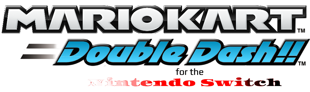 Mario Kart Double Dash For The Nintendo Switch By Megatoon1234