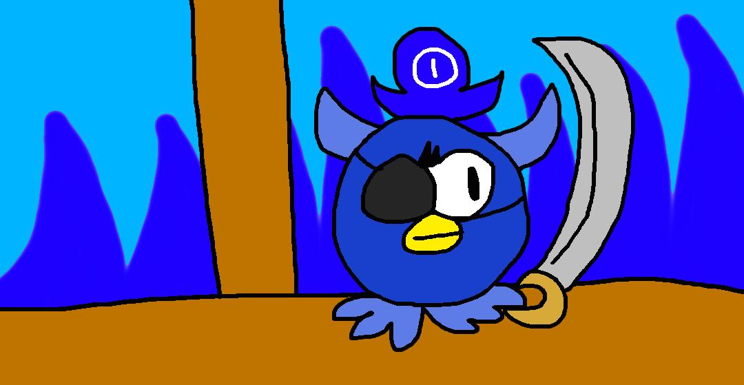 Yo-Ho-Ho! Furby Pirate Time! by GoldenEubank21