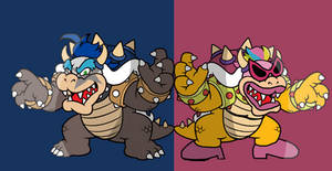 The Real Parents of the Koopalings (Remade)