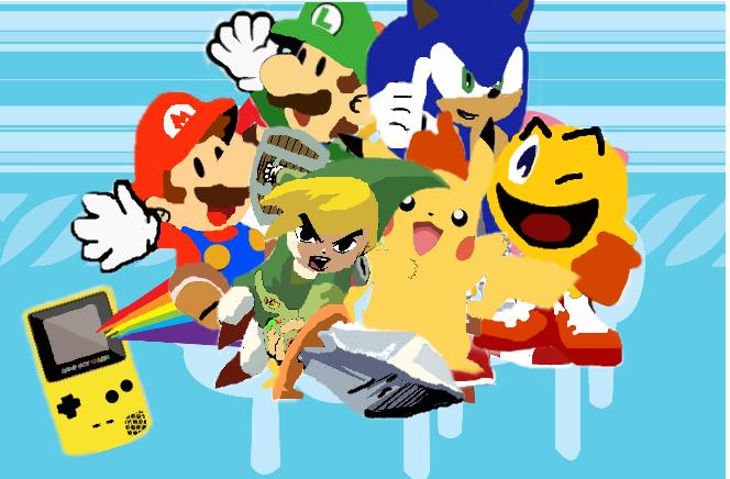 Nintendo Wallpaper By Darkraisespower On Deviantart