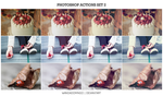 Photoshop Actions Set 2