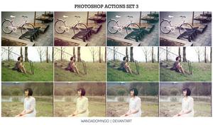 Photoshop Actions Set 3