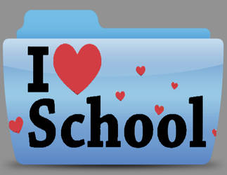 School folder colorflow