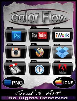 Black folders colorflow folders add-on pack