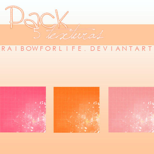 Pack Texturas SENCILLAS by raibowforlife