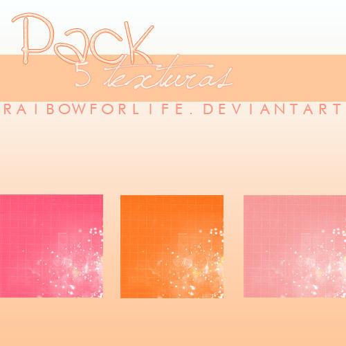 Pack Texturas SENCILLAS by raibowforlife