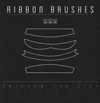 Ribbon brushes