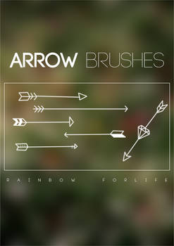 Arrows Brushes