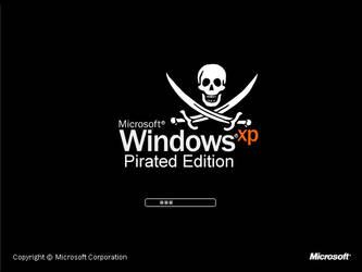 XP Pirate Edition by hazzwar