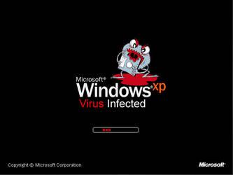 Virus Infected by hazzwar