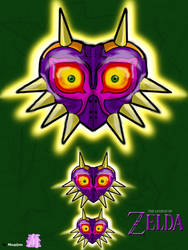 Majora's Mask Dock Icon