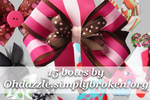 15 Cute Bow Brushes
