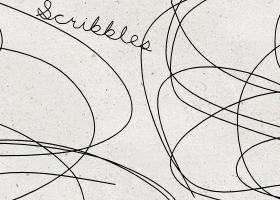 Scribble Brushes by killtheliights