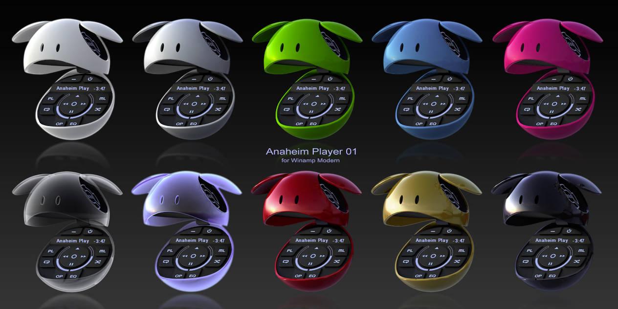 Anaheim Player 01 by takanory