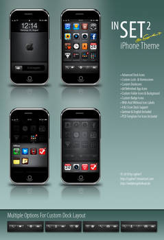 inSET - iPhone Theme RC2