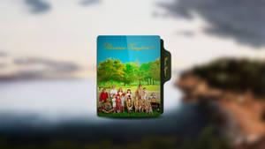 Moonrise Kingdom 2012 Folder Icon