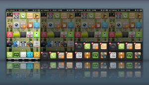 Retoocs Circuitous  iOS4 Theme