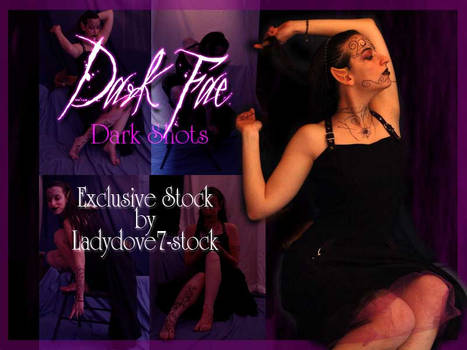 EXCLUSIVE STOCK Dark Fae Dark Shots PACK