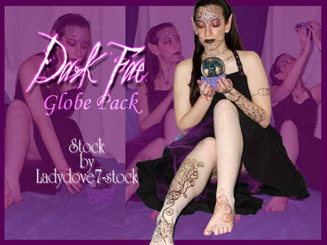 EXCLUSIVE STOCK Dark Fae Globe PACK