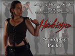 Harbinger Swordplay Pack 1 by themuseslibrary