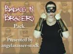 Badass in Bracers PACK