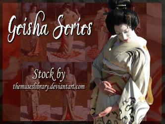 Geisha Series PACK by themuseslibrary