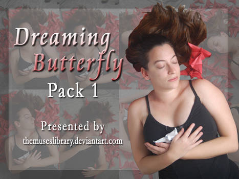 Dreaming Butterfly Pack 1
